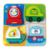 Hape All-Terrain Adventure Sorting Puzzles E0437