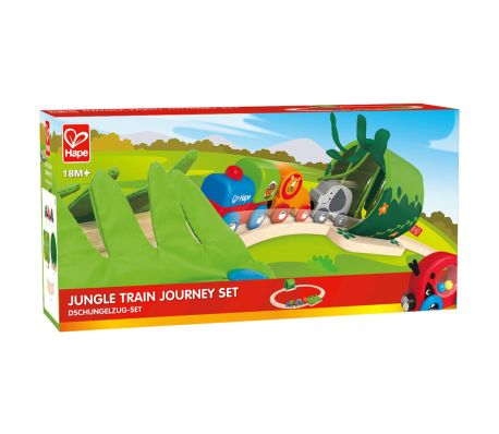 Hape Jungle treinset E3800[8/8]