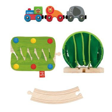 Hape Jungle treinset E3800[4/8]