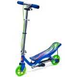 "Space Scooter Trottinette ""Junior"" Bleu SPAC189051"