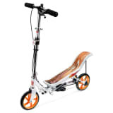 Space Scooter Trottinette Blanc SPAC189201