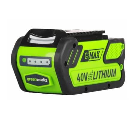 Greenworks Batterie 40 V 4 Ah G40B4 29727[2/2]