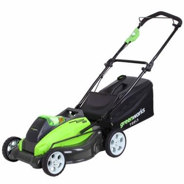 Greenworks Gräsklippare utan 40 V-batteri G40LM45 45 cm 2500107[1/5]