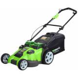 Greenworks Rasenmäher G40LM49DB ohne 40 V-Akku 49 cm 2500207