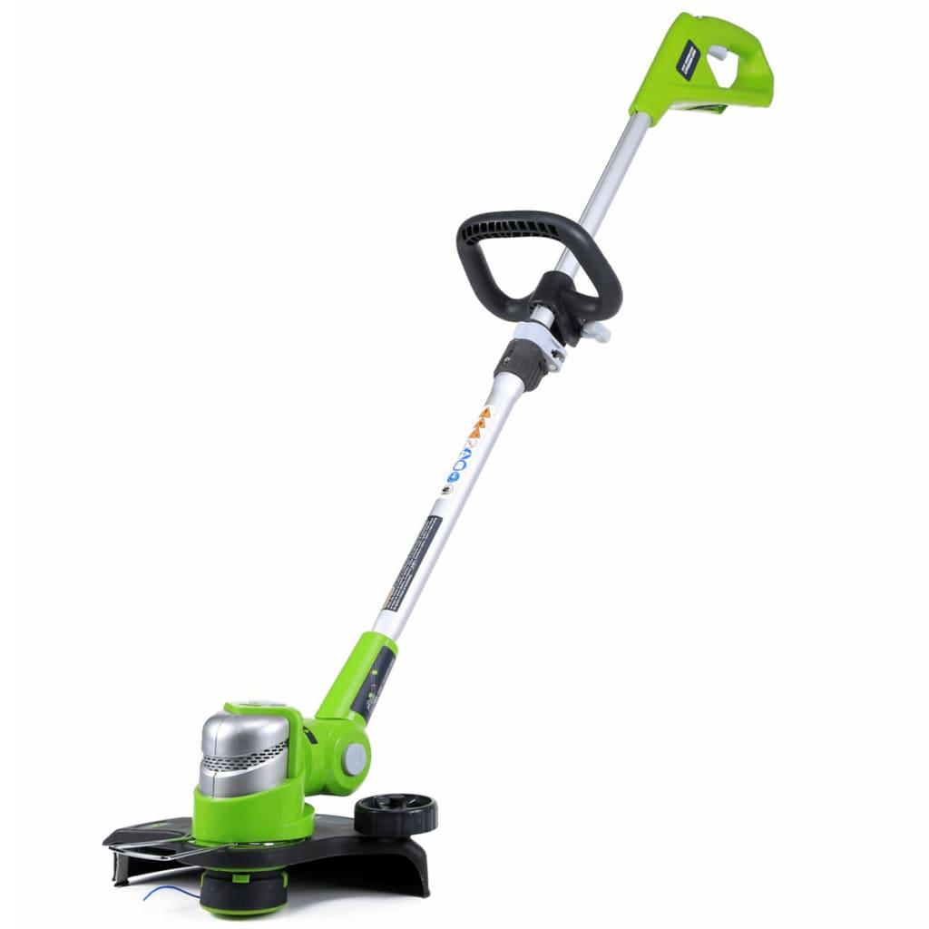 Greenworks Bosmaaier zonder 24 V accu Deluxe G24LT30M 2100007