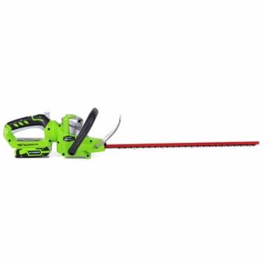 Greenworks Häcksax utan 24 V batteri Deluxe G24HT57 2200107[2/3]