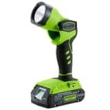 Greenworks LED-Arbeitslampe ohne 24V-Batterie, kabellos G24WL 3500507
