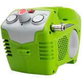 Greenworks Kabelloser Akku-Luftkompressor G40AC ohne 24 V Akku 4100802