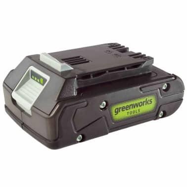 Greenworks Batterie G24B2 24 V 2 Ah Li-ion 2902707[1/6]