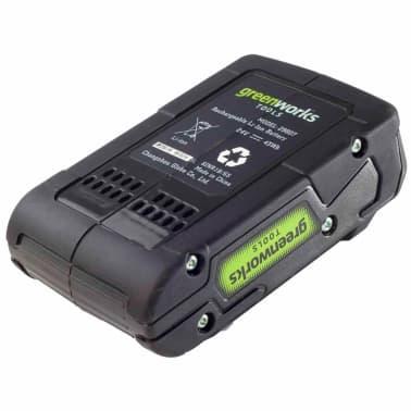 Greenworks Batterie G24B2 24 V 2 Ah Li-ion 2902707[4/6]