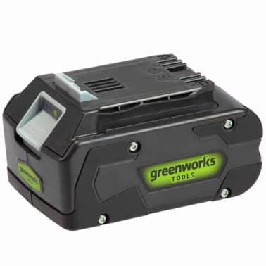 Greenworks Batería G24B4 24 V 4 Ah ion de litio 2902807[1/4]