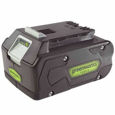 Greenworks Batería G24B4 24 V 4 Ah ion de litio 2902807[3/4]