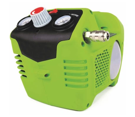 Greenworks Compresor de aire batería 24 V no incluida GD24AC 4100302[2/2]