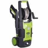 Greenworks elektrisk højtryksrenser GPWG4 130 bar 1700 W 5100307