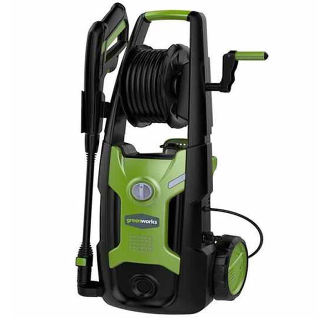 Greenworks Elektrisk høytrykksspyler GPWG5 140 bar 2000 W 5100407