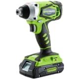 Greenworks Llave de impacto inalámbrica sin batería 24 V G24ID 3801307