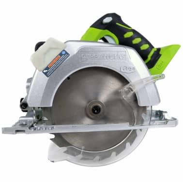 Greenworks Kreissäge ohne 24 V-Akku G24CS25 165 mm 1500507[2/2]