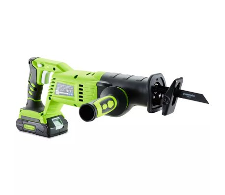 Greenworks Scie alternative sans batterie 24 V G24RS 1200007[2/2]