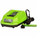 Greenworks Cargador de batería universal G40UC 40 V 2,2 A 2910907
