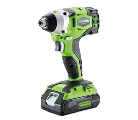 Greenworks Clé à chocs sans balai sans batterie 24 V GD24IW 3801507[1/2]