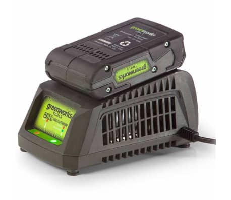 Greenworks Chargeur de batterie universel G24UC 24 V 2,2 A 2913907[2/2]
