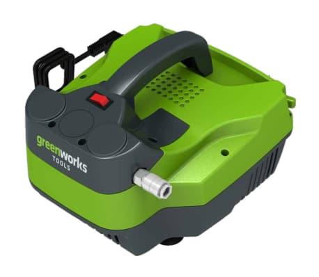 Greenworks Compresor de aire sin tanque GWACTL 300 W 4101607