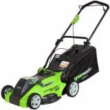 Greenworks Akku-Rasenmäher ohne 40 V Batterie G40LM41 41cm 2504707