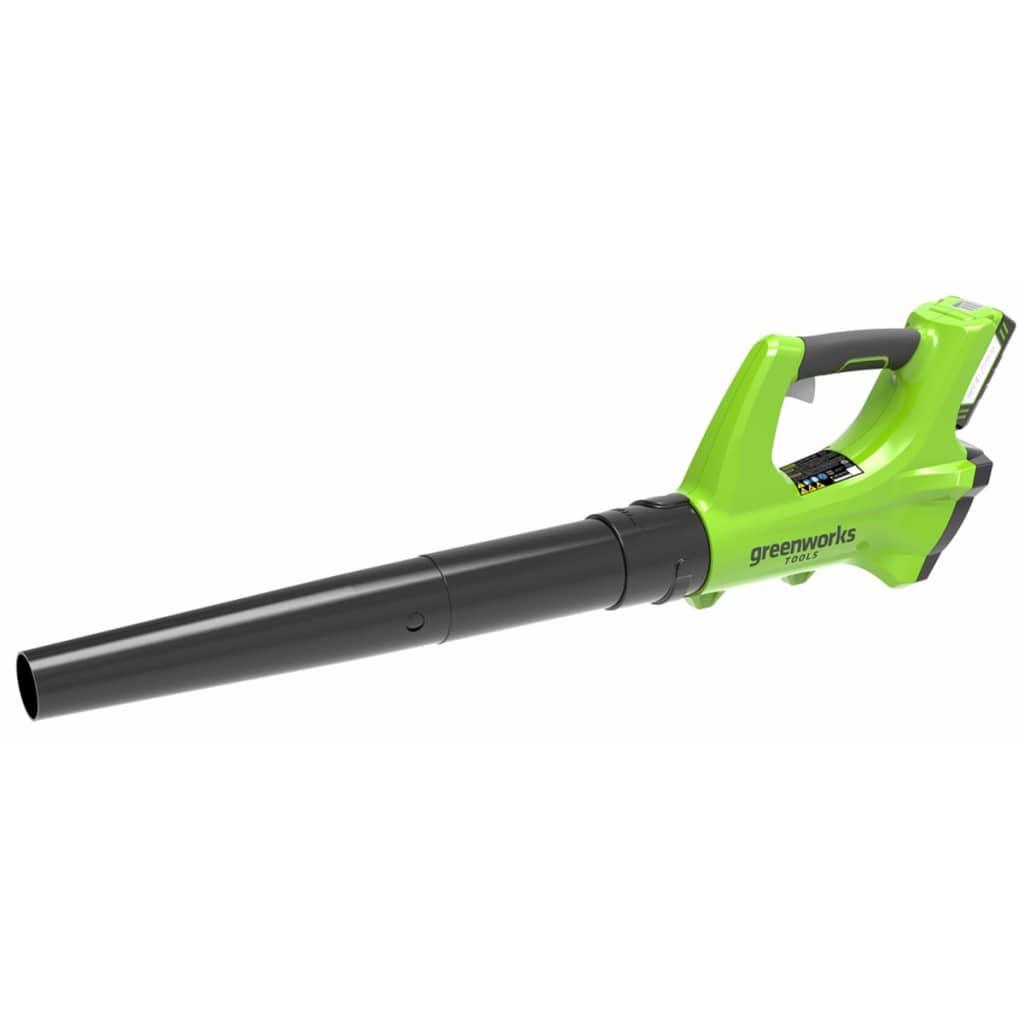 Afbeelding van Greenworks Bladblazer zonder 24 V accu G24AB 2402207