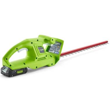 Greenworks Heckenschere-Kit G24HT54 inklusive 24 V 2 Ah-Akku 2201207UA[2/6]