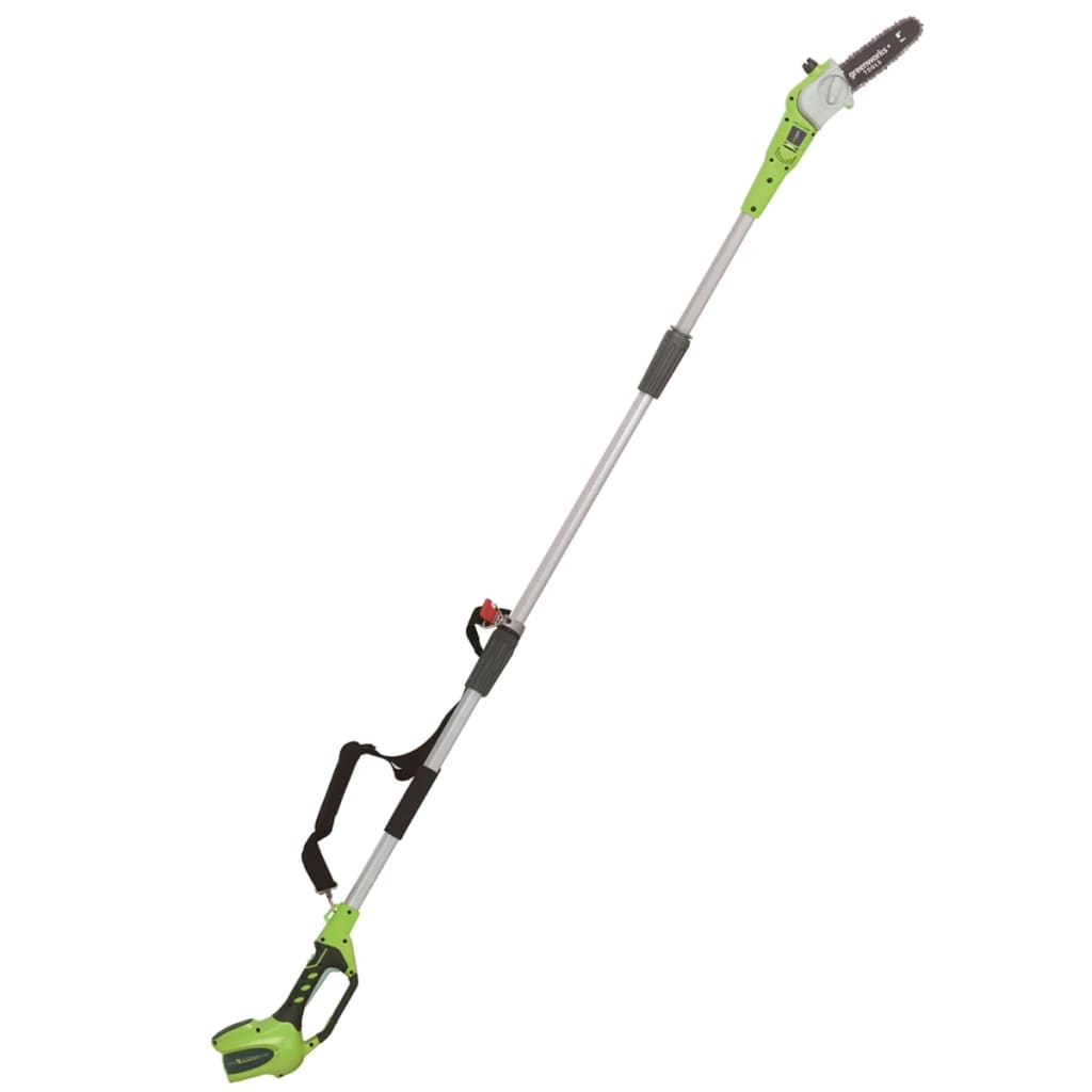 Greenworks Set fierăstrău cu baterie 40 V 2 Ah, G40PS20, 20 cm 20157UA imagine vidaxl.ro