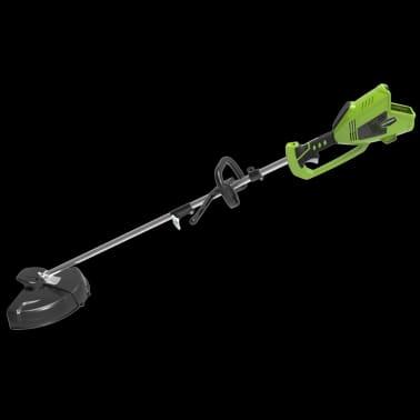 Greenworks Freischneider GD40BC mit 40 V 4 Ah Batteriesatz 1301507UB[2/3]