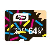 LD 64GB Micro SD kort Class 10 MicroSDXC