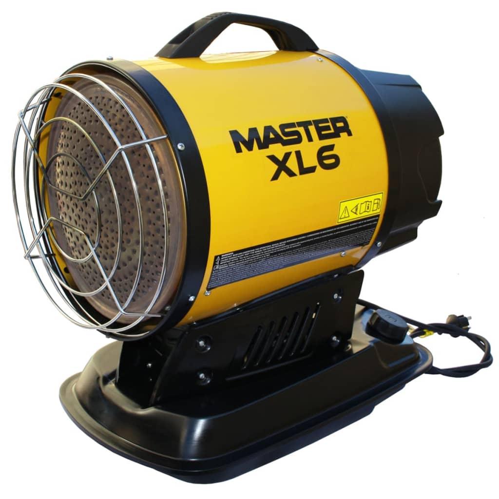 Master Radiator cu infraroşu XL6 cu benzină poza 2021 Master