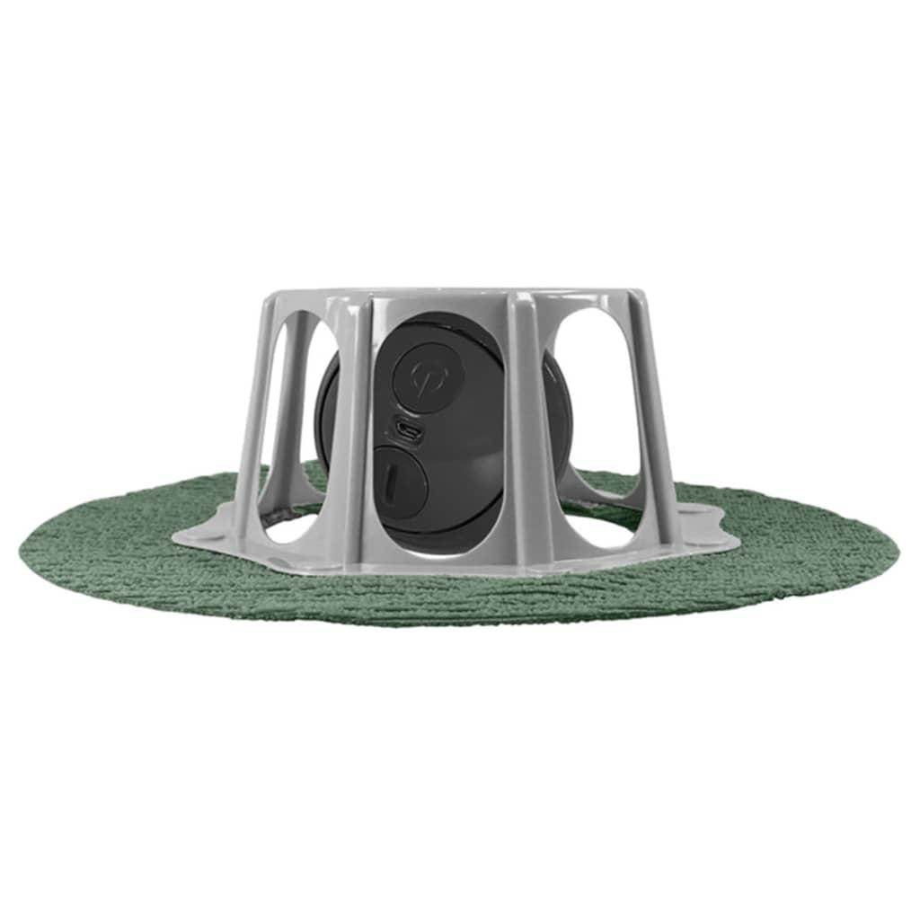Afbeelding van Robomop Robot Wiper Allegro Energy+ grijs en groen ROM11