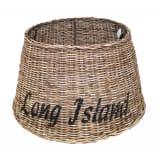 Grote Rieten Hanglampenkap - Long Island (XL)