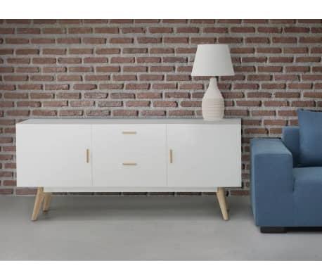 sideboard weiss meet g nstig kaufen. Black Bedroom Furniture Sets. Home Design Ideas