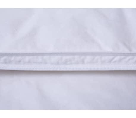 acheter couette en duvet naturel haute qualit 240x240 cm elbrus pas cher. Black Bedroom Furniture Sets. Home Design Ideas