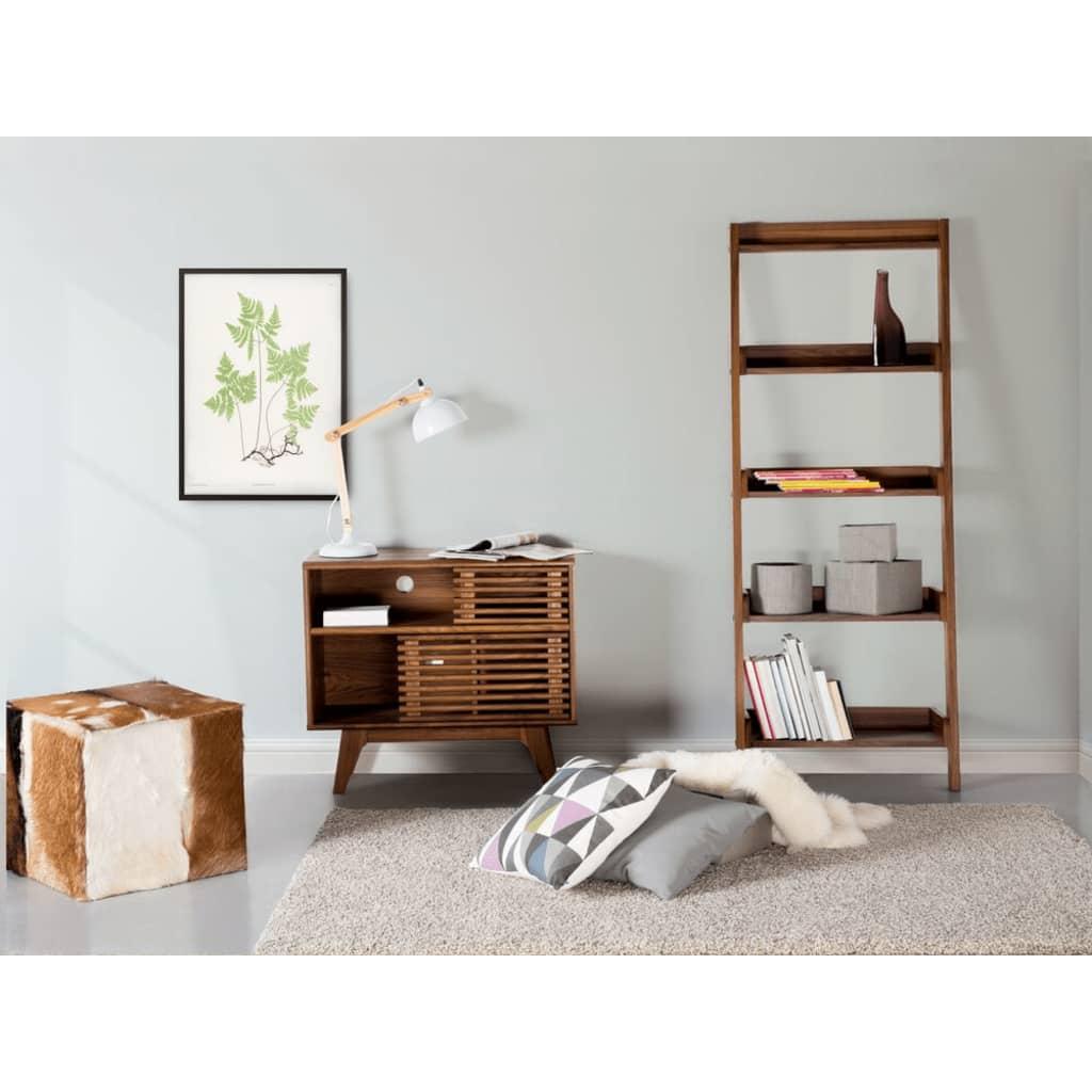 Beliani Cleveland - TV-meubel MDF bruin
