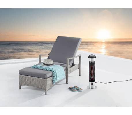 chauffage d 39 ext rieur lectrique vezuvio court. Black Bedroom Furniture Sets. Home Design Ideas