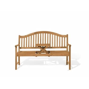gartenbank holz aufklappbarer abstelltisch hilo g nstig kaufen. Black Bedroom Furniture Sets. Home Design Ideas