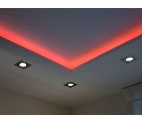 clairage led bande flexible rgb ruban led 5m 16 couleurs led. Black Bedroom Furniture Sets. Home Design Ideas