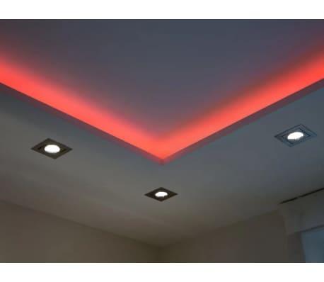 Iluminaci n led 5 metros sensor de movimiento 16 colores - Sensores de movimiento para iluminacion ...