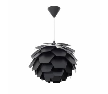 pendelleuchte schwarz segre gross im vidaxl trendshop. Black Bedroom Furniture Sets. Home Design Ideas