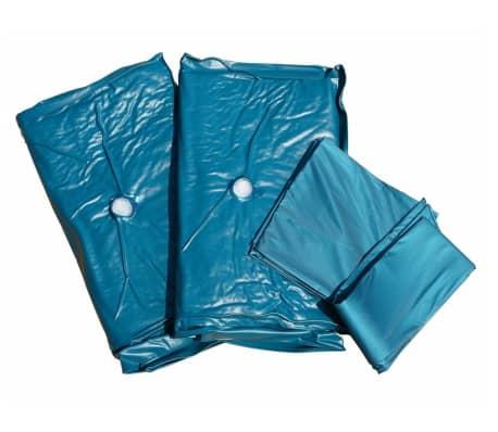 kit pour lit eau 180x200 cm matelas eau cadre en. Black Bedroom Furniture Sets. Home Design Ideas