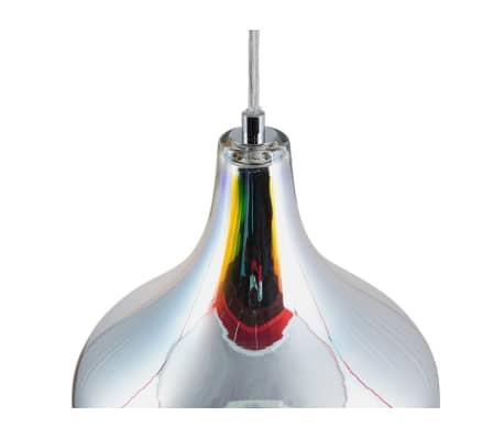 Lámpara de techo en cristal cromado SANGONE[12/12]