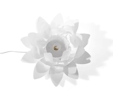 Lámpara de mesa blanca MUSONE[4/10]