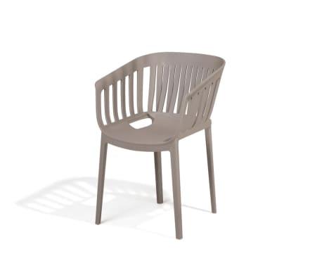 acheter chaise de cuisine en plastique gris clair dallas pas cher. Black Bedroom Furniture Sets. Home Design Ideas