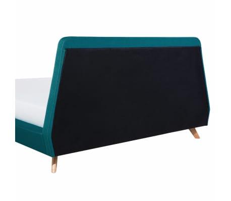 polsterbett hellblau lattenrost 160 x 200 cm vienne g nstig kaufen. Black Bedroom Furniture Sets. Home Design Ideas