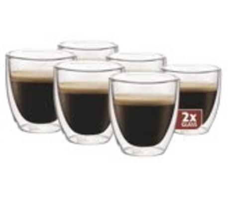6 x espreso glas dubbelwandig 80 ml[3/3]