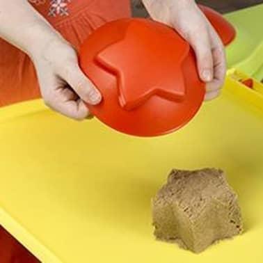 Keter Žaidimų stalas Sand & Water, raudonas ir geltonas, 178668[5/6]